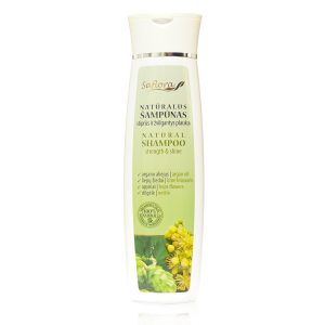 šampūnas su argano aliejumi