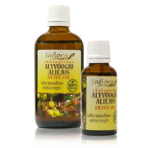 Ekologiškas alyvuogių aliejus