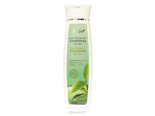 stiprinamasis šampūnas vyrams