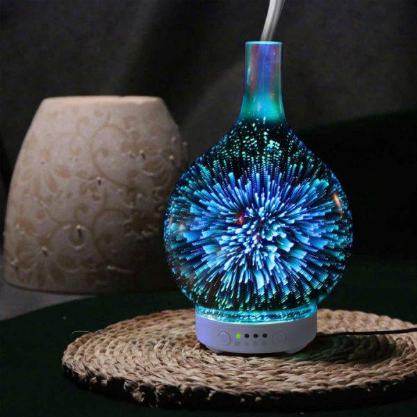 3D stiklo aroma difuzorius